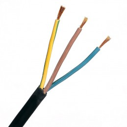Kábel ohybný H05RR-F 3x2,5...