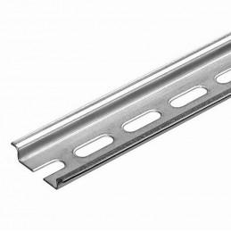 Rail DIN 35x7x1mm 1m...
