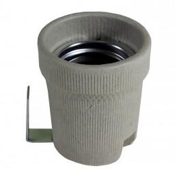 Ceramic sleeve E27 DEL121...