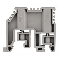 DIN holders and rails